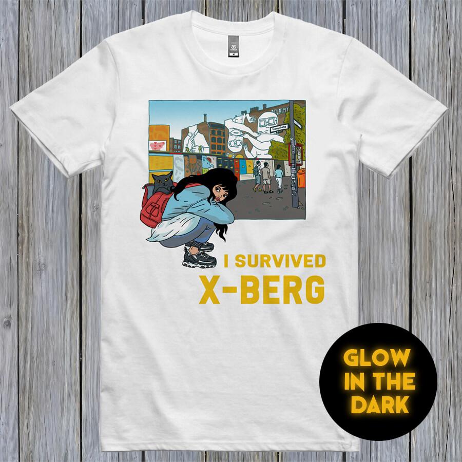 "Футболка ""I Survived X-Berg"""