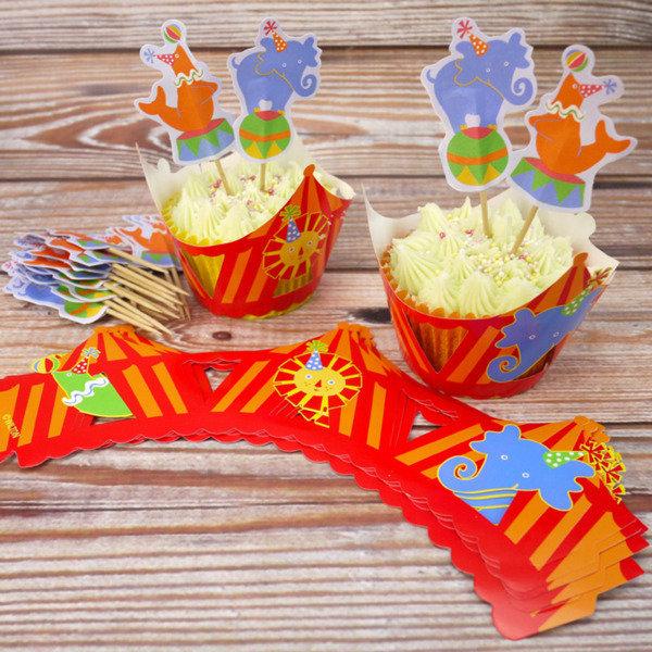 Cupcake Wraps'n Pix