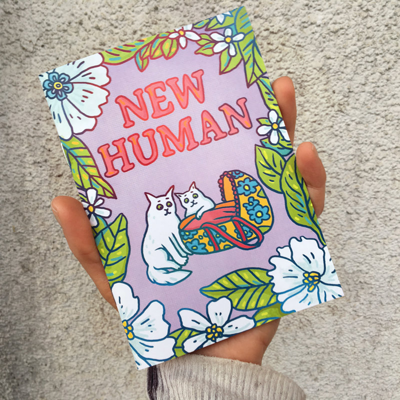 New Baby Welcome Zine!