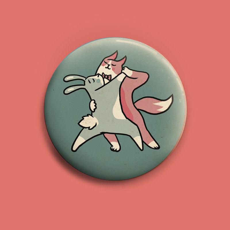 Tango! Button 50mm