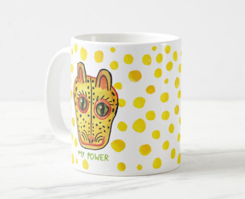 "Mug ""My Power"""