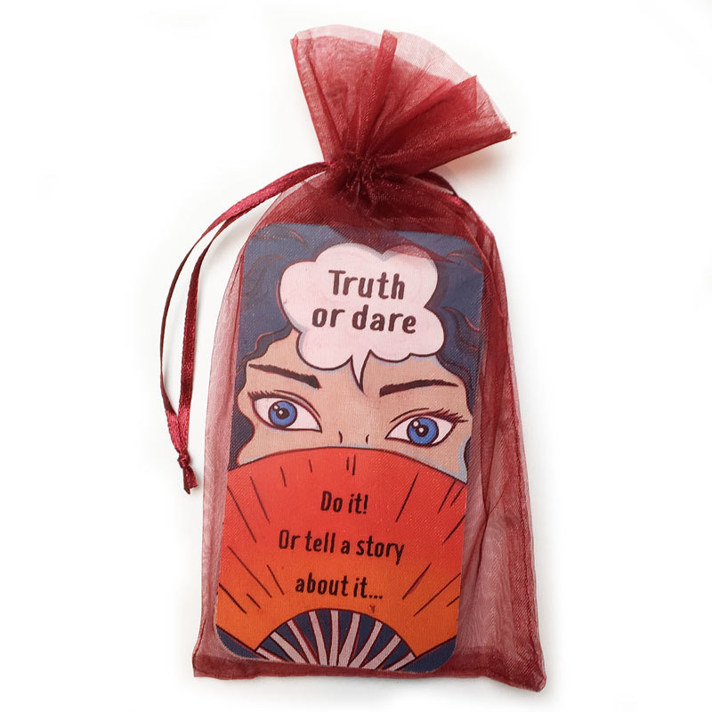"""Truth or Dare"" sexy cards"