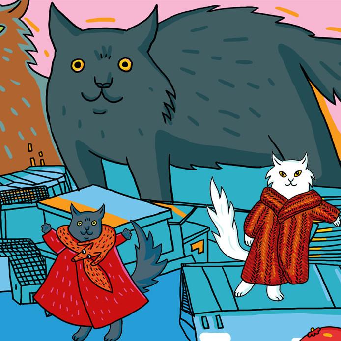 Dress-Up Cats