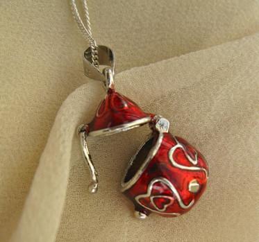 Wishbox necklace ~ little sweethearts
