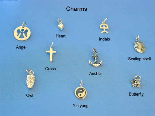 Life Path jewelry - additional silver Charms