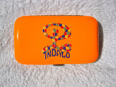 Lucky Indalo manicure set ~ tangerine dream