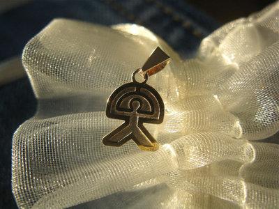 Indalo necklace ~ mini, bicoloured, classic