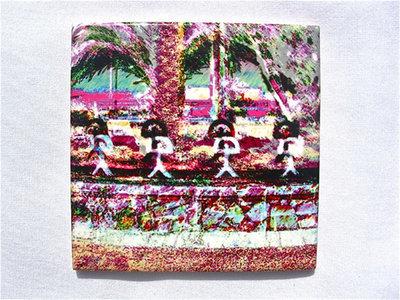 Lucky ceramic tile ~ Indalo Carousel