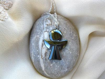 GUARDIAN ANGEL spiritual necklace ~ Nightwatch
