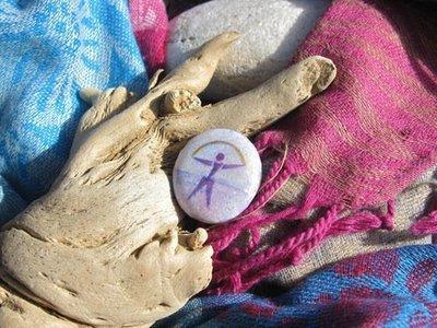 MYSTICAL: Lucky Indalo charmstone