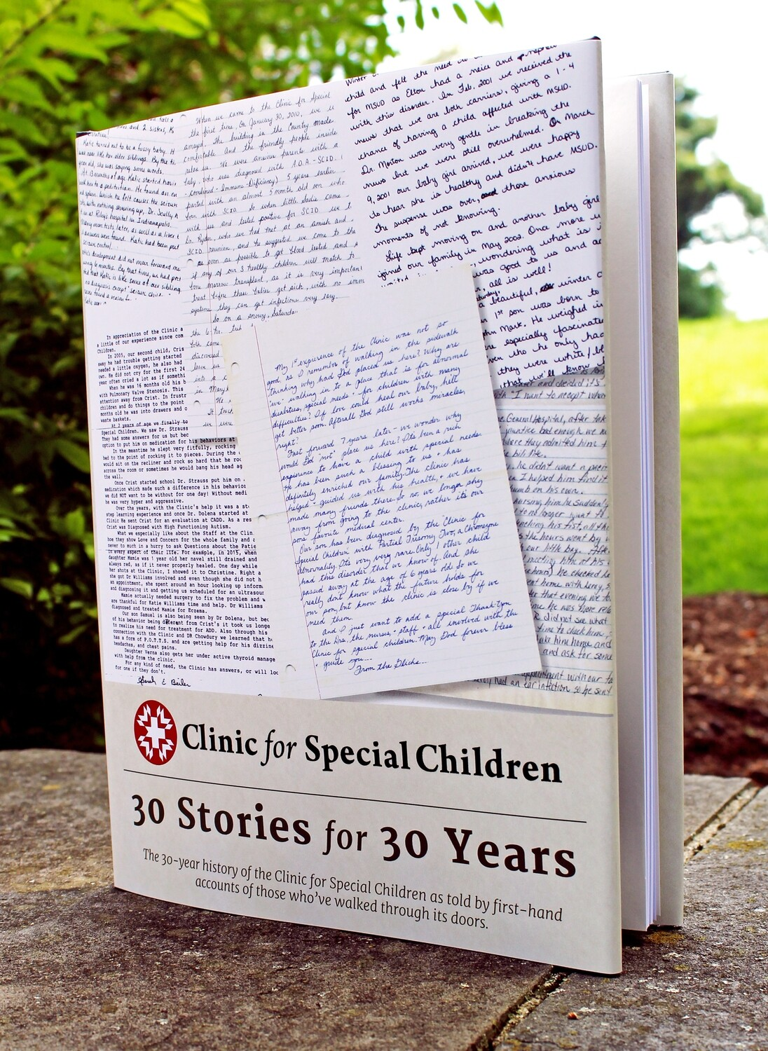 30 Stories for 30 Years Book