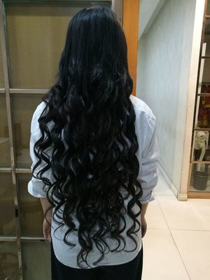 Loose Wave Full Lace Frontal 13*6 Wig Human Hair 180 Density With Baby Hair Can be Dyed