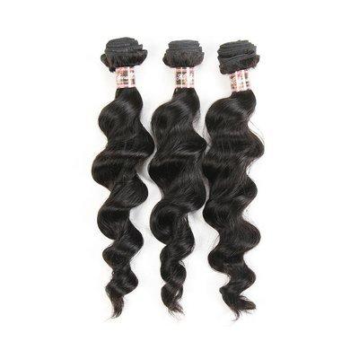 3PCS Mink Loose Body Wave Human Virgin Hair Bundles