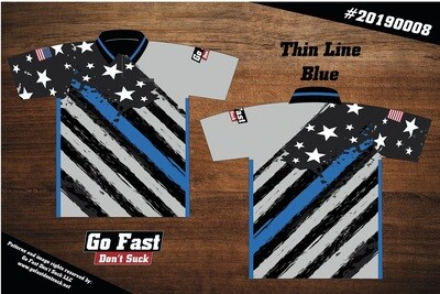 Thin Line - Polo Jersey