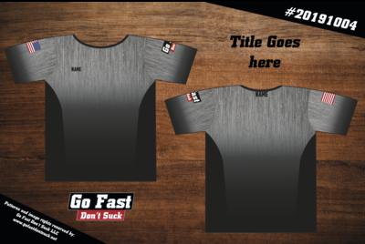 Brushed Steel - Crew T-Shirt