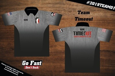 Team Time Out - Polo Jersey