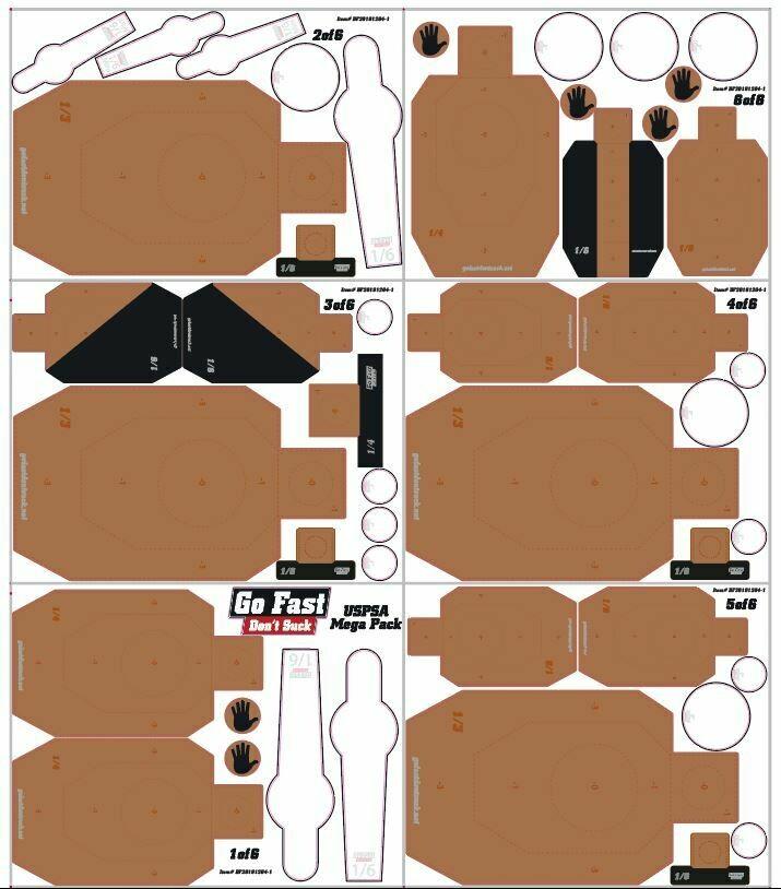 IDPA Mega Pack (NEW)