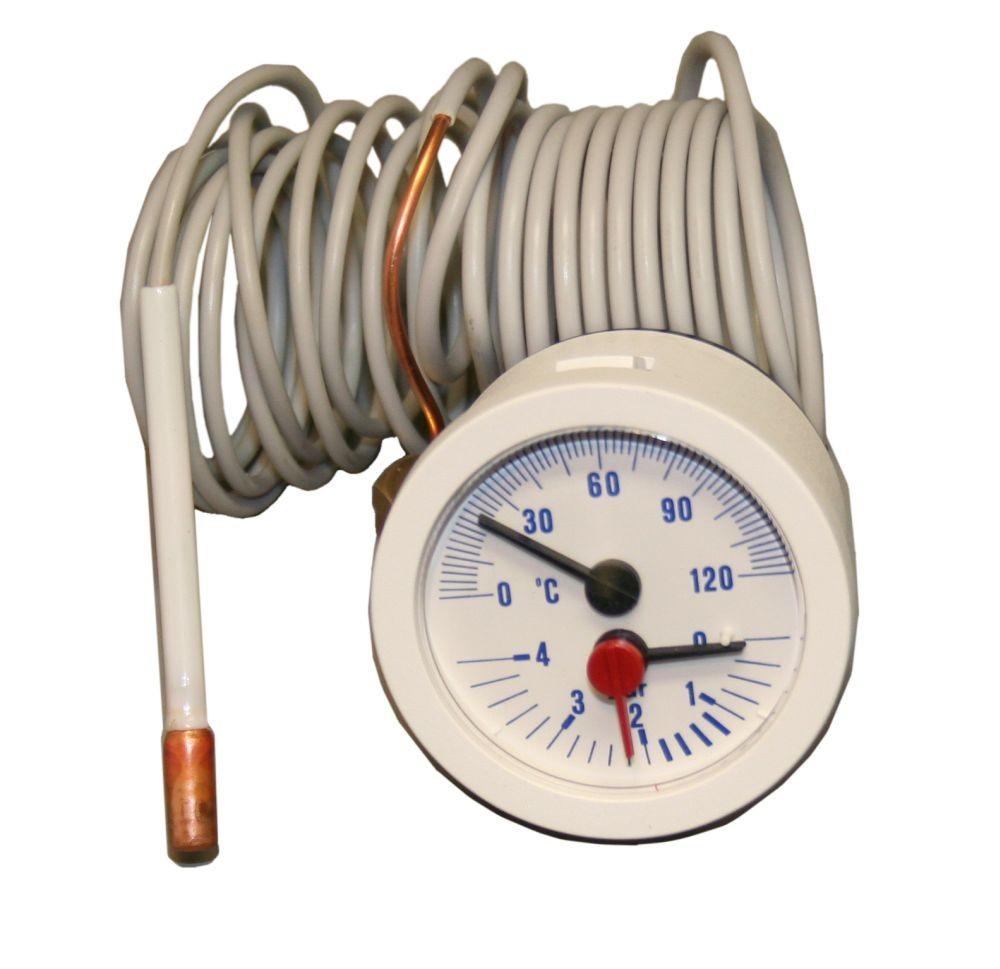 Buderus termomanometar GB 112
