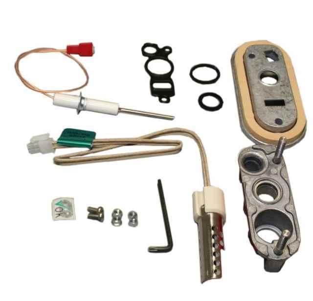 Buderus elektroda GB162 set