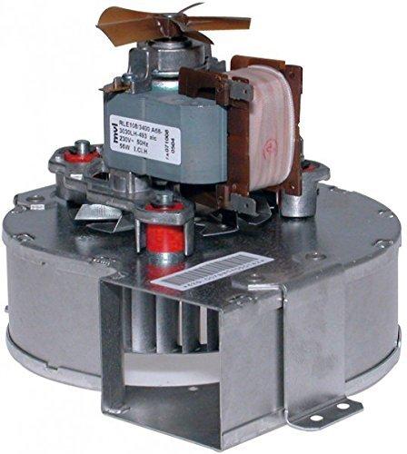 Buderus ventilator U002/U102