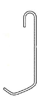 Buderus cijev potpale BM 762