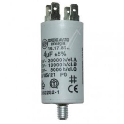 Buderus kondenzator 4mF za BE