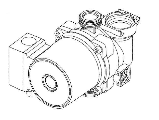 Buderus pumpa za U-042