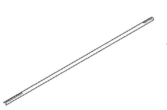 Buderus sidr.šipka M16X2015