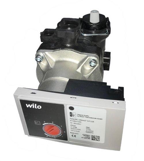 Buderus pumpa GB 012 digital