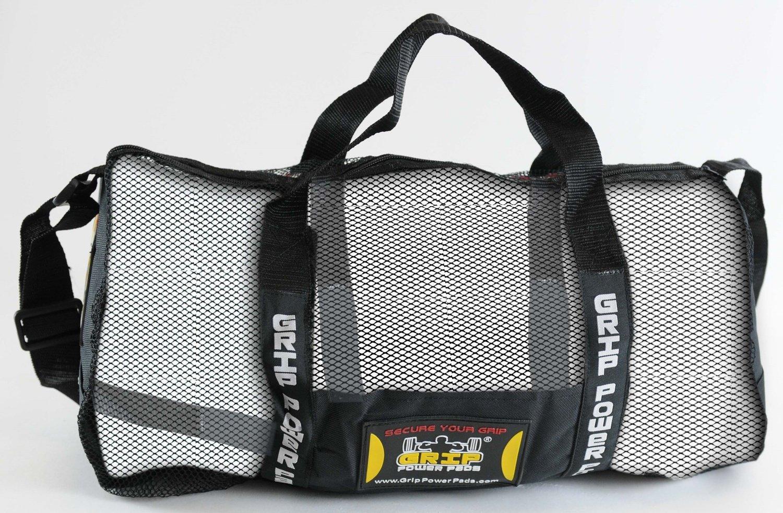 Mesh Gear Bag - Multipurpose Gym Bag