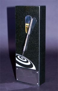 Marketing Effectiveness Award Granite Trophy MEA-T