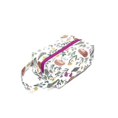 Spring Hedgehog - Regular Box Bag