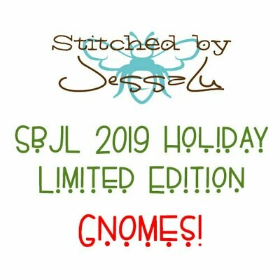 SbJL Limited Edition - 2019 Holiday Surprise- Gnomes!