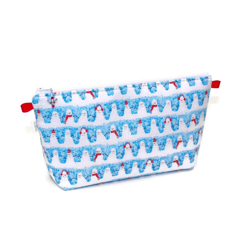 Snowmen - Regular Wedge Bag
