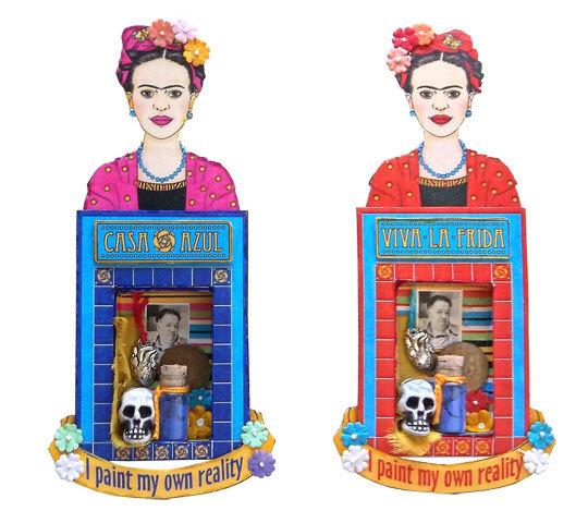 Frida Shrine