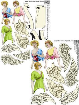 Angel Doll Bodies