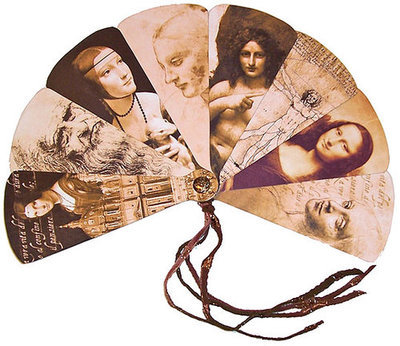 da Vinci Earth Fan