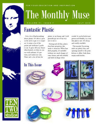 July – Fantastic Plastic