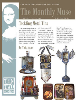 November – Tackling Metal Tins