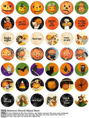 Halloween Rounds
