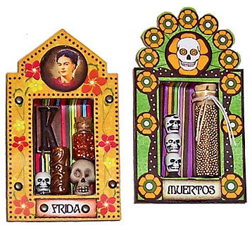 Fiesta Shrines