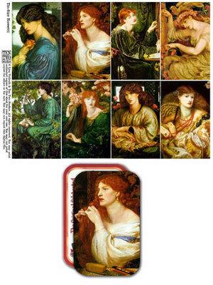 Tin-Sized Rossetti