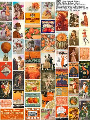Little Orange Things