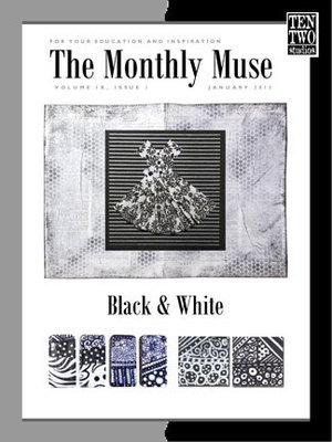 January – Black & White
