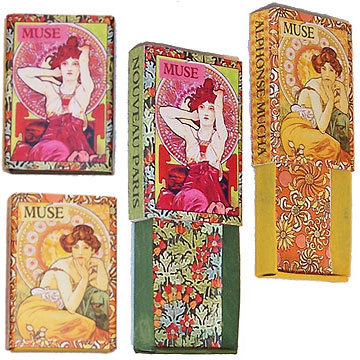 Mucha Jewels Wrappers