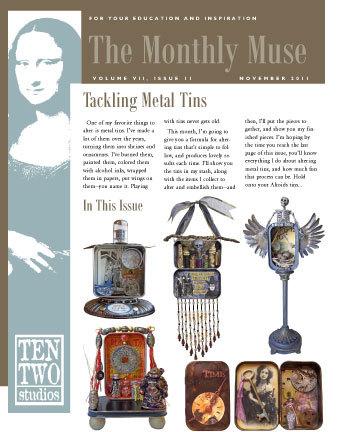November – Tackling Metal Tins