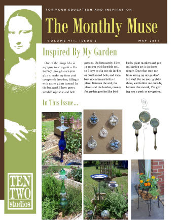May – Inspired By My Garden