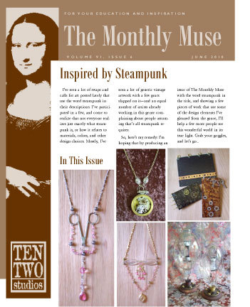June – Inspired by Steampunk