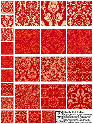 Really Red Inchies