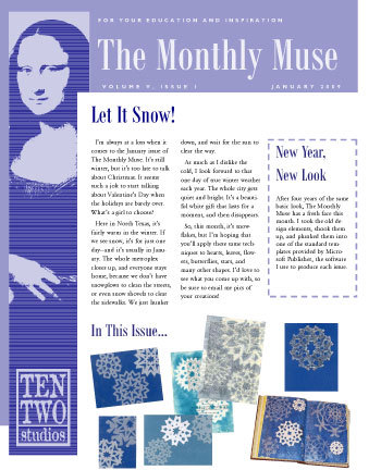January – Let It Snow